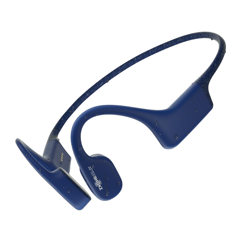 Audífonos natación AfterShokz Xtrainerz Sapphire Blue