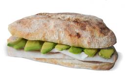 Sándwich Pavo Rústico