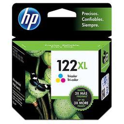 HP 122 XL Tricolor 6 ml