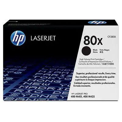 HP 80X LaserJet Black