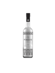 2x Pisco Fuego Transparente 750ml