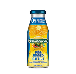 Guallarauco Piña, Mango, Naranja 250 ml