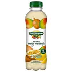 Guallarauco Agua sabor Mango, Maracuyá 500 ml