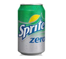 Sprite Zero Lata 350 ml