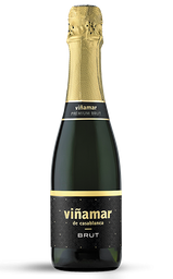 2x Mini Espumante Viñamar Brut 375ml