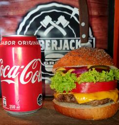Classic Burger & Bebida