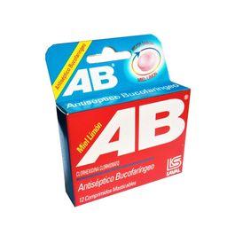Ab Miel Limon 5Mg X 12 Comp