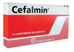 Cefalmin X10 Comp