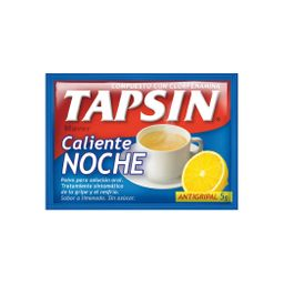 Tapsin Caliente Noche 5 g