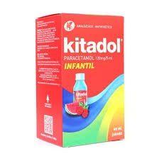 Kitadol Jarabe Infantil 60 ml
