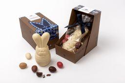 Caja Conejo blanco 206 Grs