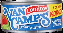 Van Camps Atun Aceite