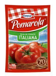 Salsa Pomarola Italiana 200Gr