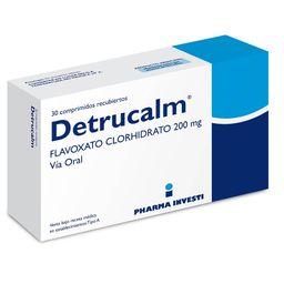 Detrucalm 200 Mg X 10 Comp