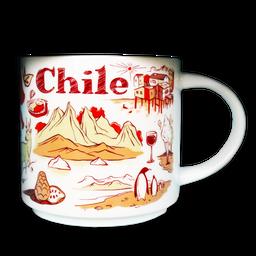 Chile Mug Edición Limitada