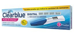 Clearblue Digital Test Embarazo