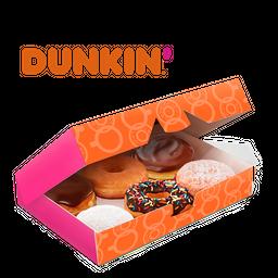 Caja Dunkin Donuts 6 unidades
