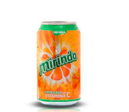Mirinda Sabor Naranja 355 ml