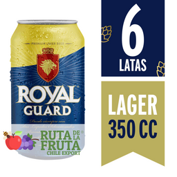 Six Pack Royal Guard 350cc