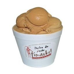 Helado Timaukel Dulce de Leche (1 Litro)