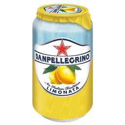 San Pellegrino Cans Limonata 330ml