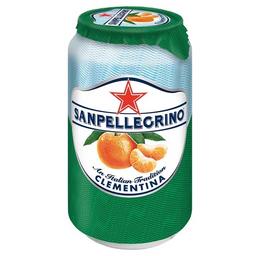 San Pellegrino Cans Clementina 330ml