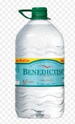 Agua sin gas Benedictino 6,5 lts