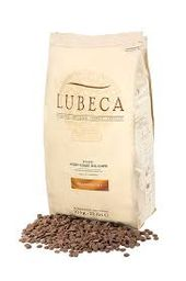 Chocolate Lubeca Leche 35% cacao 2,5 kg