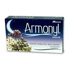 Armonyl Noche X 20 comprimidos