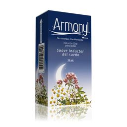Armonyl Noche Gotas X 30 ML