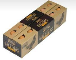Huevos Grande Gallina Libre (12 unidades)