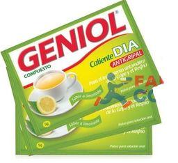 Pack: 3 unidades Geniol Dia Sobre