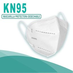 Mascarillas Kn95 10 unidades