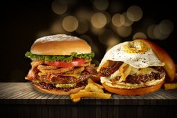 2 Burger a elección