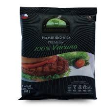 Hamburguesa Pampa Verde 100grs