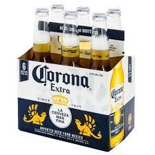 Six Pack Corona Botellin 355cc
