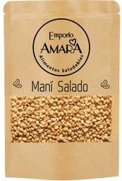 Maní Tostado Salado 500