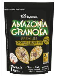 Granola Coconut Brazil Nut 250 gms