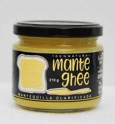 Mantequilla clarificada mateghee 210 gms