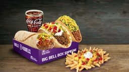 Combo Big Bell Box Supreme Gordita