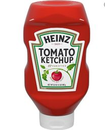Botella Ketchup Heinz