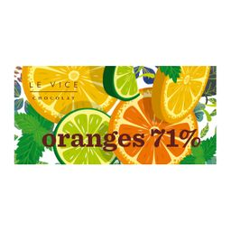 Tableta Oranges 71%