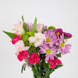 Bouquet morado12 un