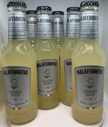 Malafemmena – Ginger Beer 200ml SIX PACK