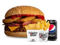 Promoción Hamburguesa