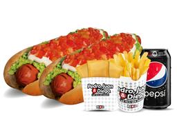 Promoción Hot Dog