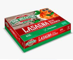 Lasagna 650 grs