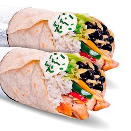 2 x Burritos Heavy
