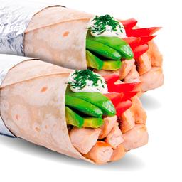 2 x Burritos Italiano