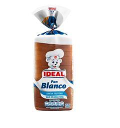Pan blanco Ideal 380 g